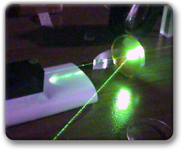 Green Diode Lasers